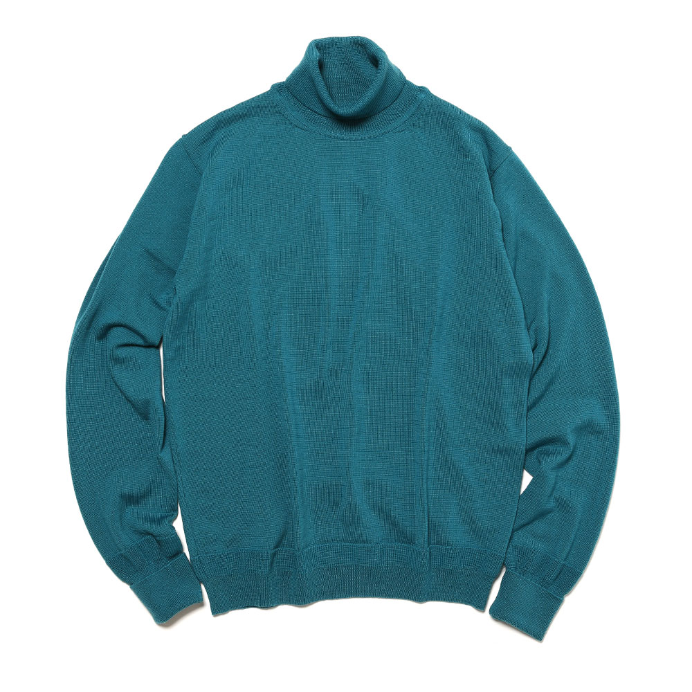 STANDARD TURTLENECK GREEN
