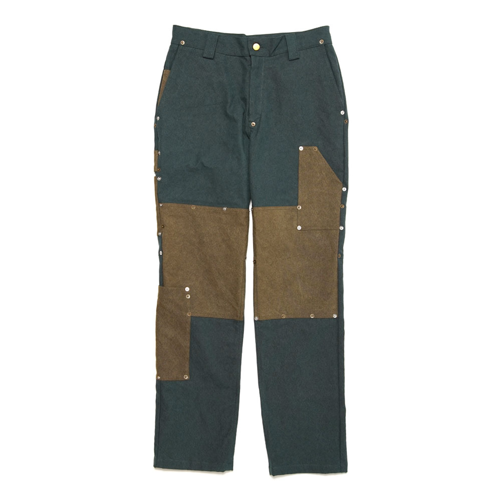 WORKWEAR PANTS DARK PINE