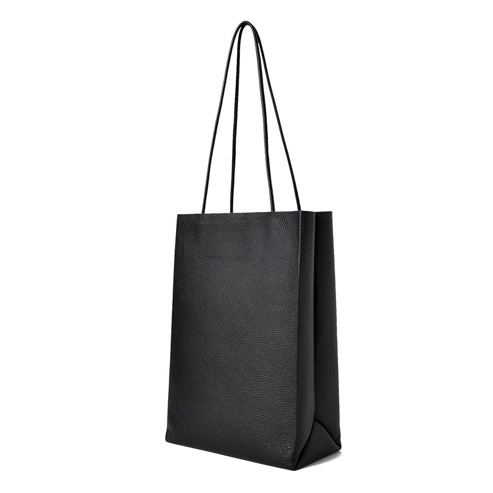 PG LEATHER TOTE L - PG05