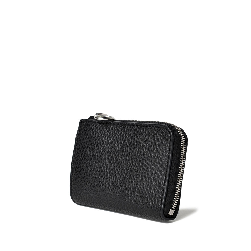 PG LEATHER COIN CASE BLACK - PG13