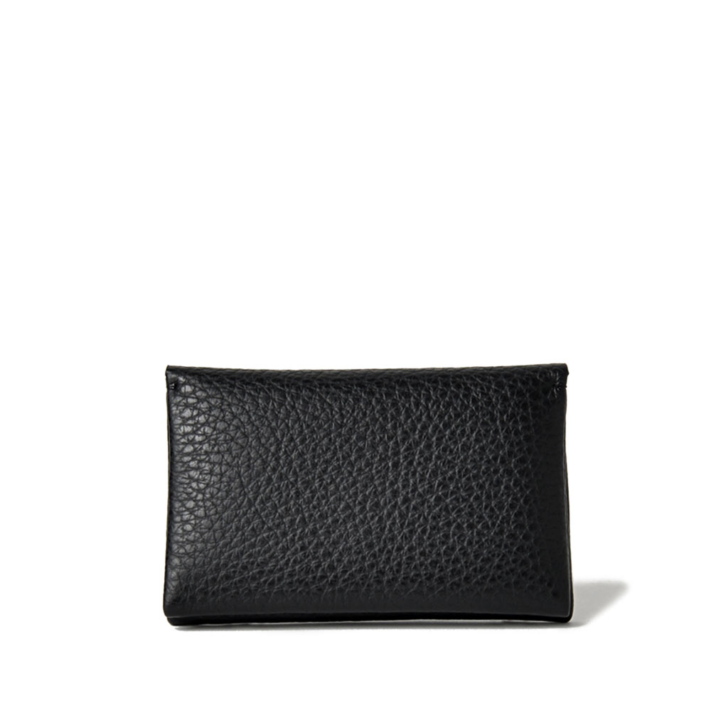PG LEATHER MINI WALLET BLACK - PG14