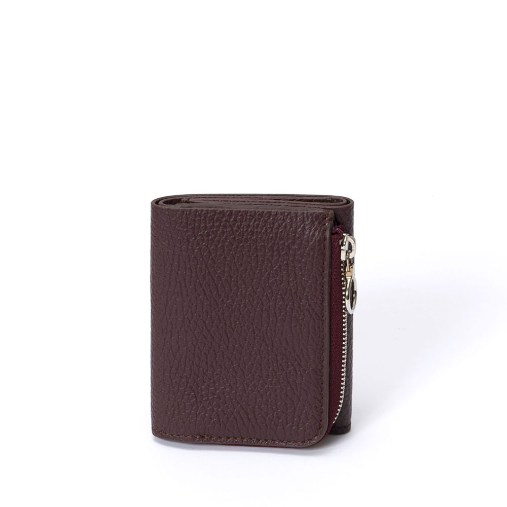 PG WALLET TYPEA MINI BURGUNDY - PG37