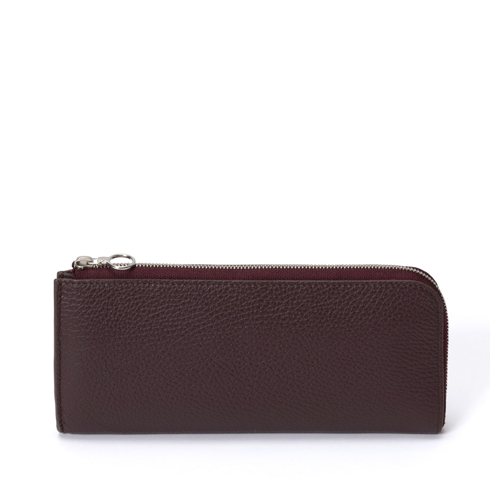 PG WALLET TYPEB LONG BURGUNDY - PG38