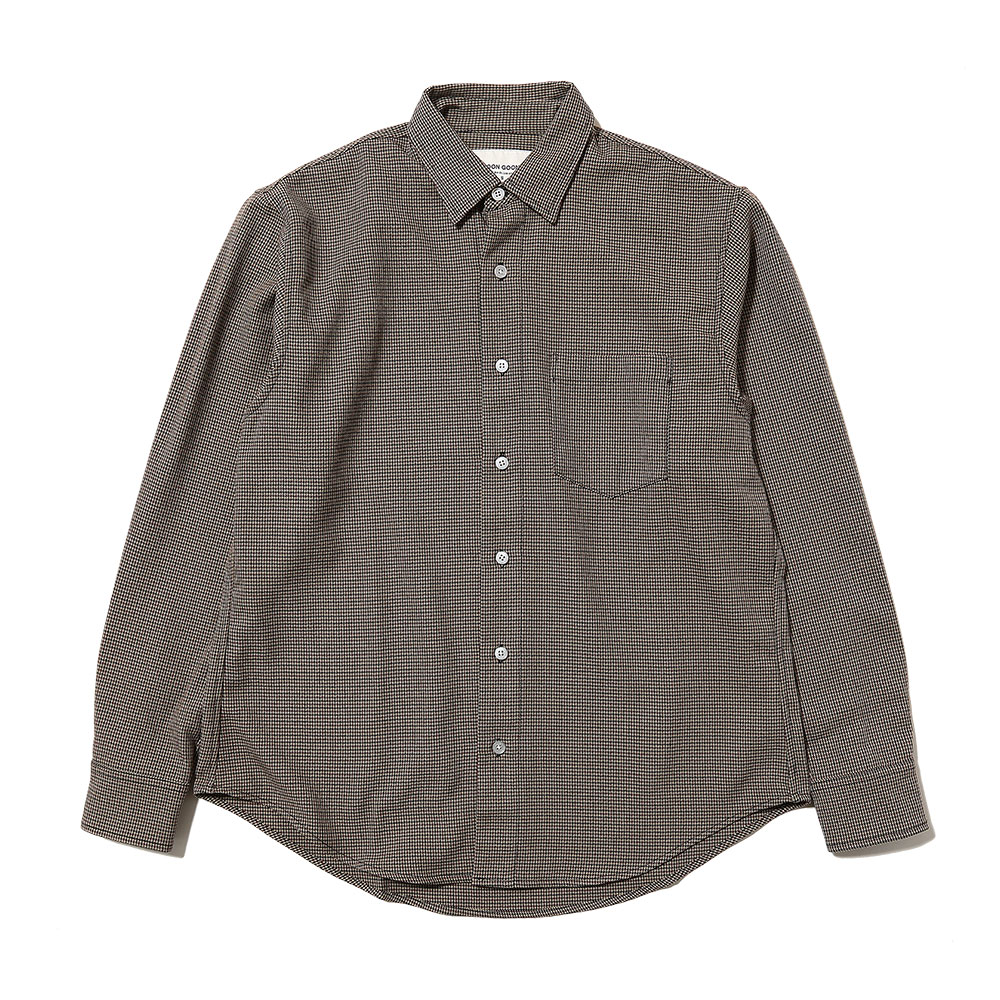 SECT SHIRT BROWN