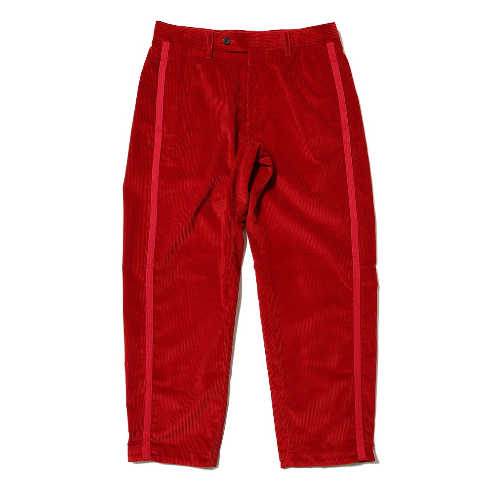 TRAD PANT RED