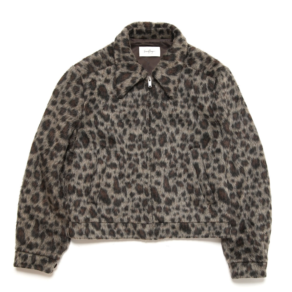 FILERO JACKET LEOPARD