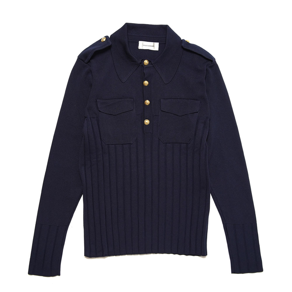 GOTO SAFARI SHIRT NAVY