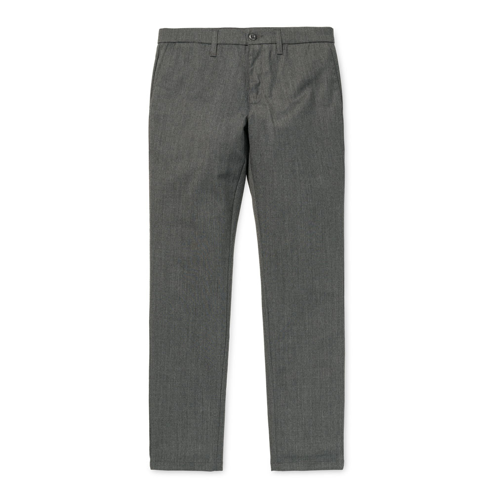 SID PANT GREY HEATHER