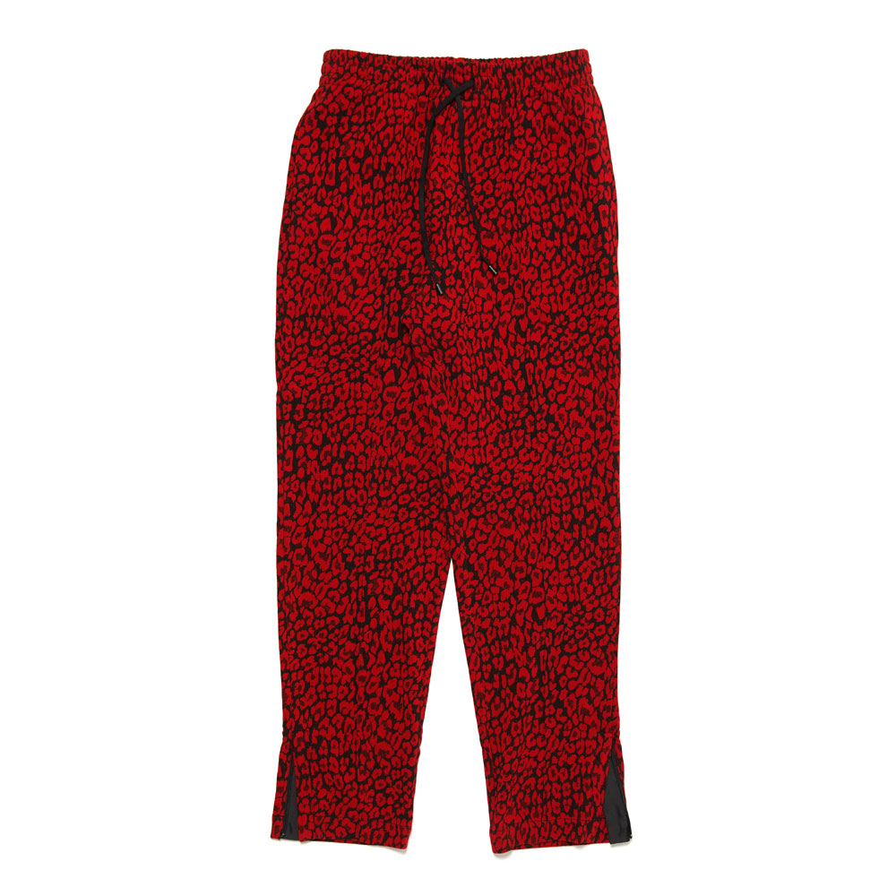 TAILORED TRACK PANT RED ROSES