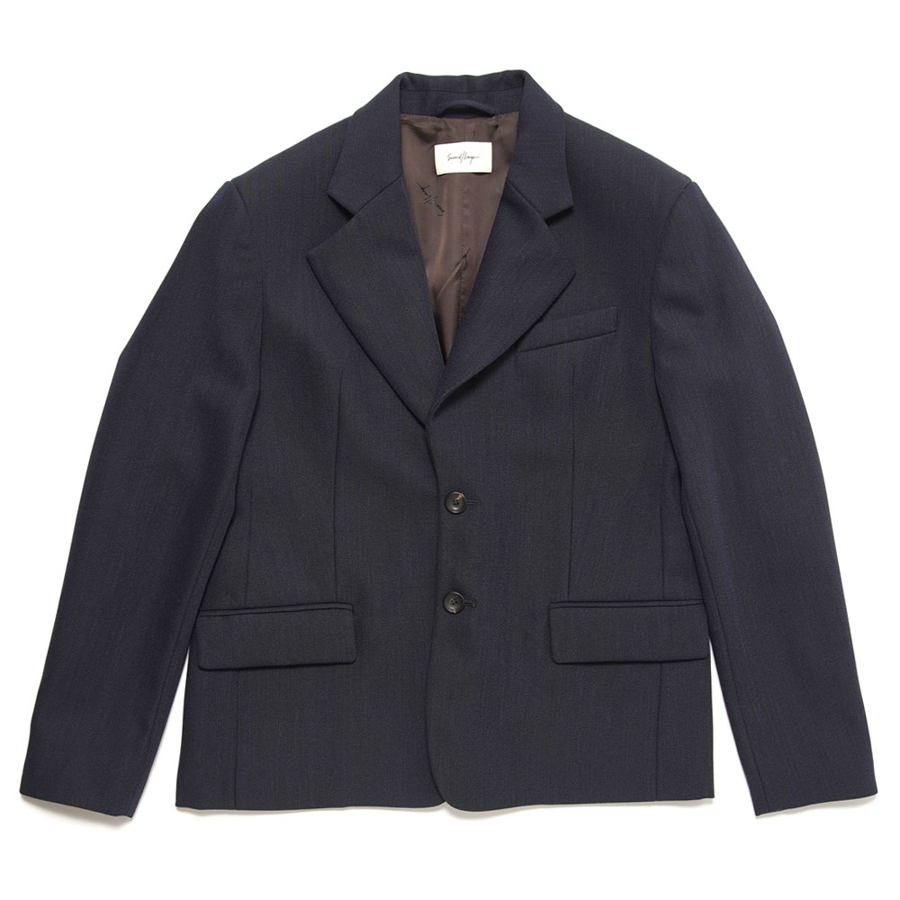 TACUCHE NOTCH BLAZER NAVY