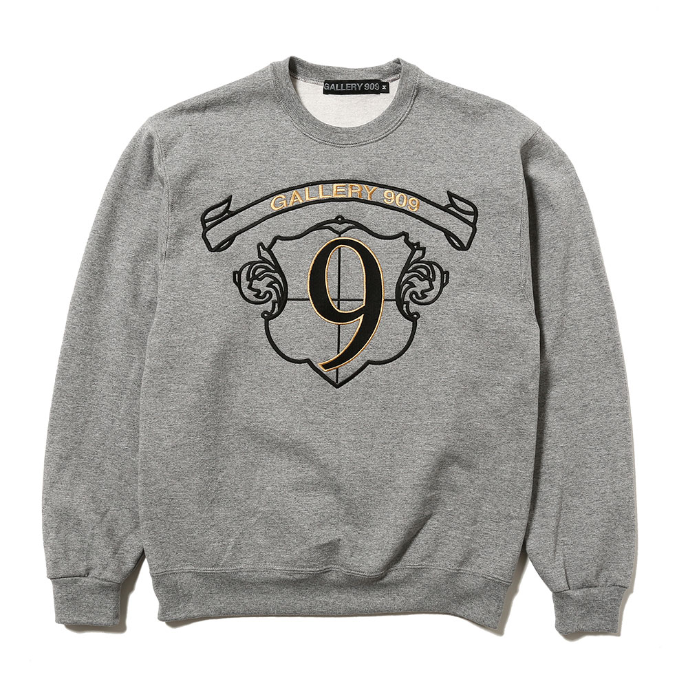 ALMA 9 SWEATSHIRT GREY