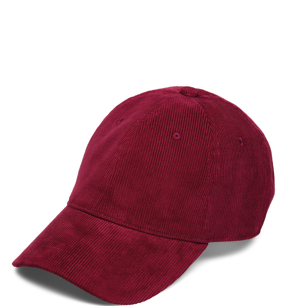 MANCHESTER CAP MULBERRY /WHITE