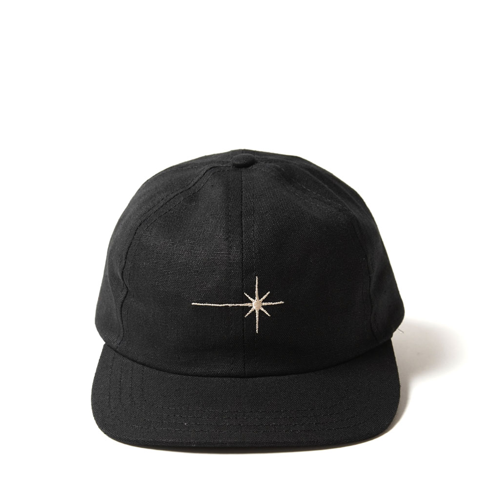 SHINING STAR CAP HEMP+ORGANIC BLACK
