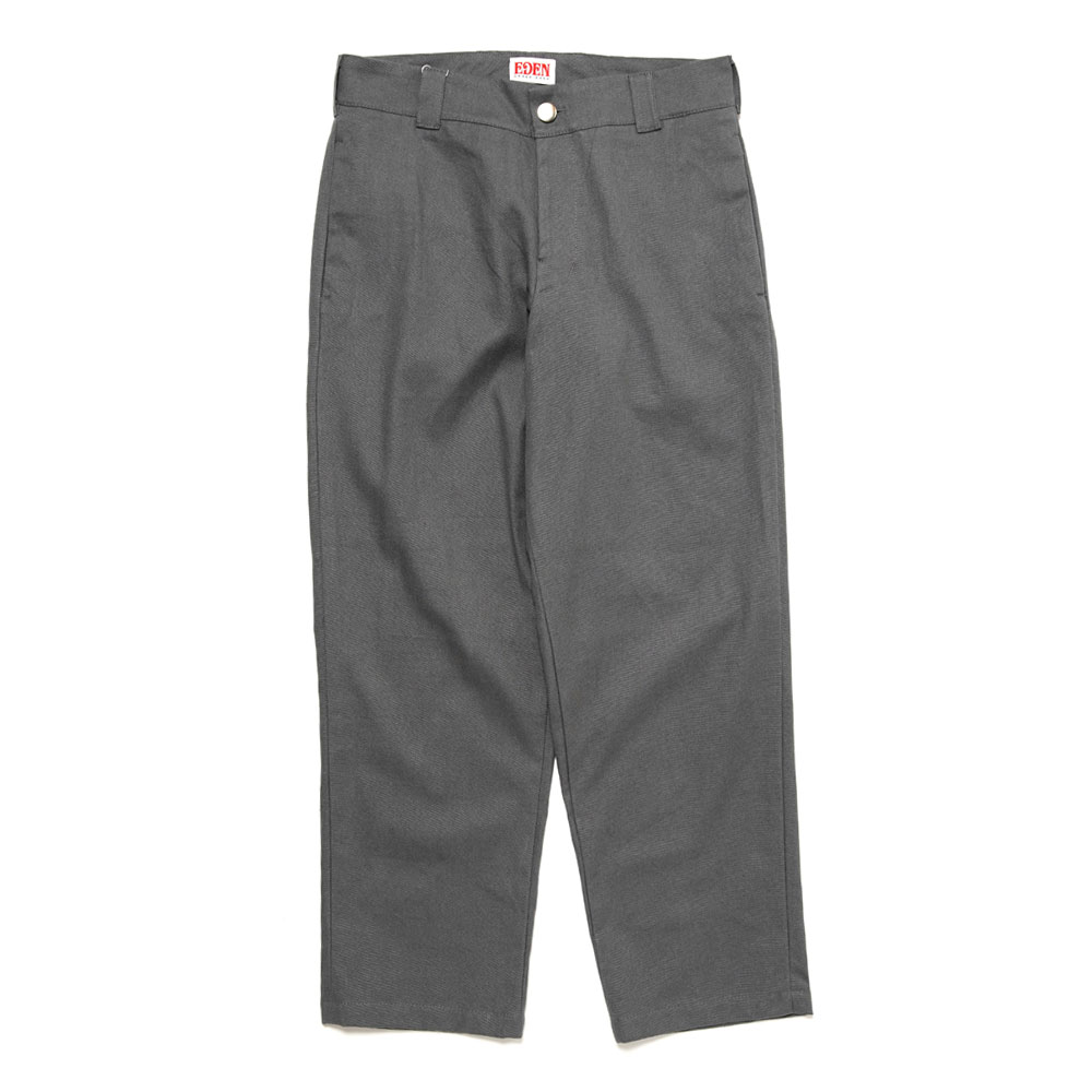 VORT PANTS HEMP+ORGANIC GREY