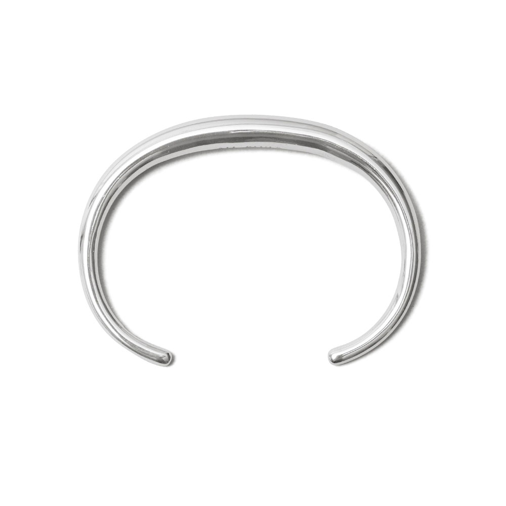FAT SNAKE BRACELET 101189 POLISHED SILVER