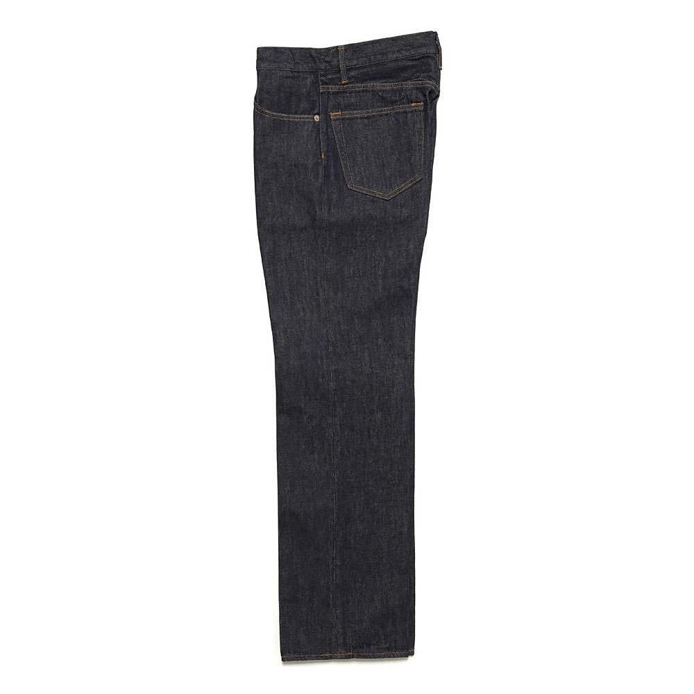 HARD TWIST DENIM 5P PANTS A00P01DM INDIGO