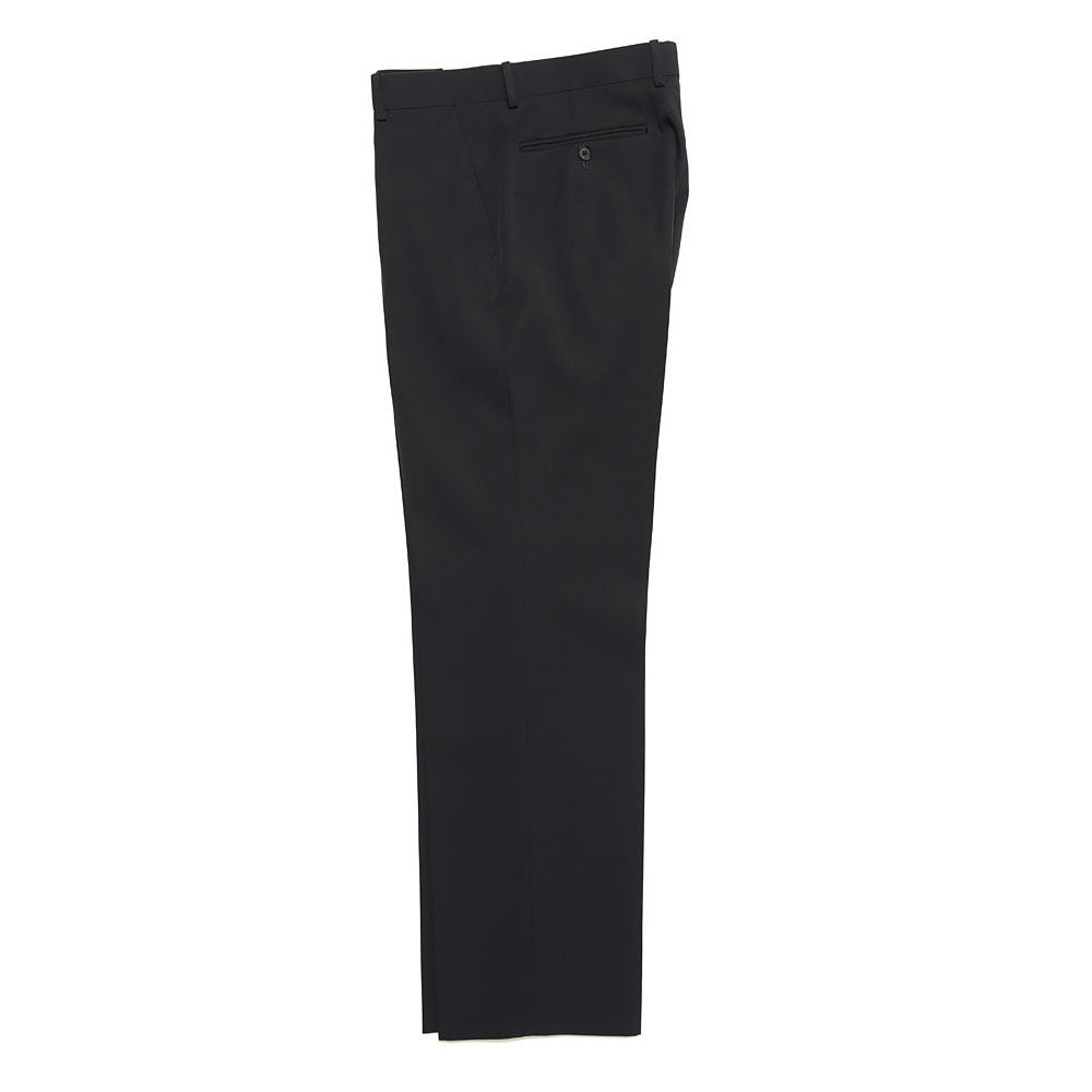 LIGHT WOOL MAX GABARDINE SLACKS A21S02MG DARK NAVY