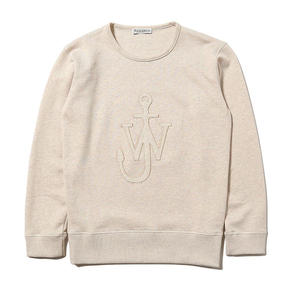 CUTOUT JWA ANCHOR SWEAT TOP