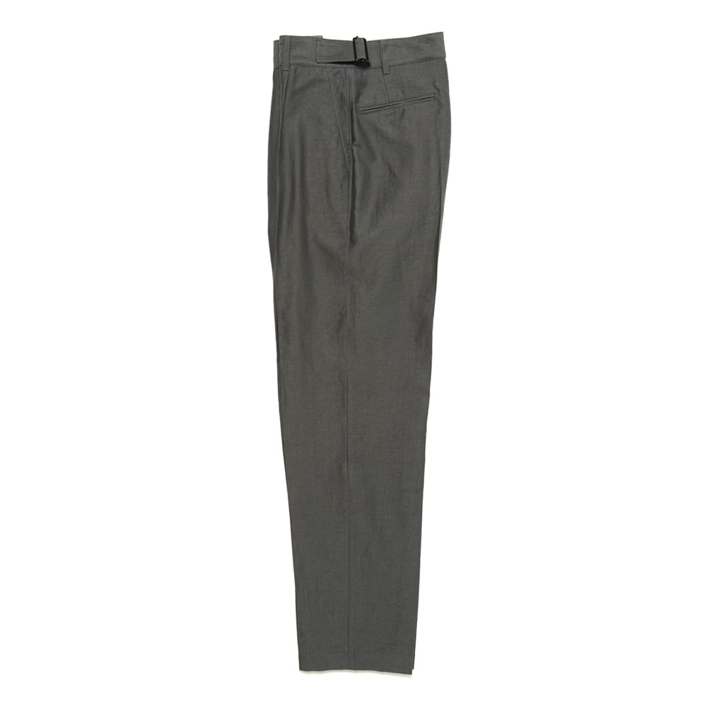 MILITARY CHINO PANTS DARK STONE GREY