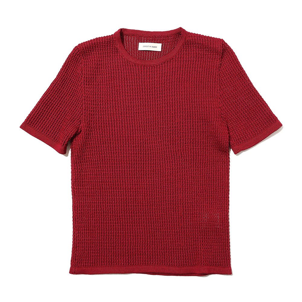 CROCHET T-SHIRT BOURDOUX